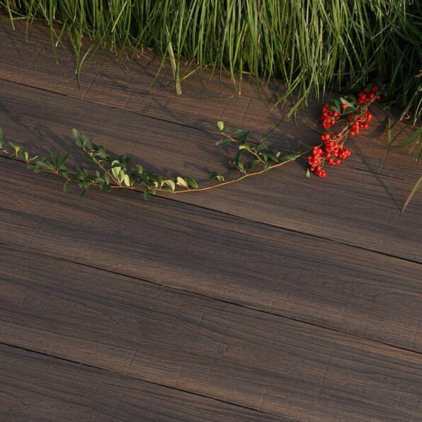 Composite Decking Board – Chocolate – Exclusive Natural Collection