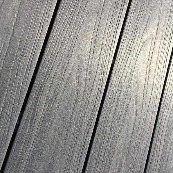 Signature Grey Composite decking board