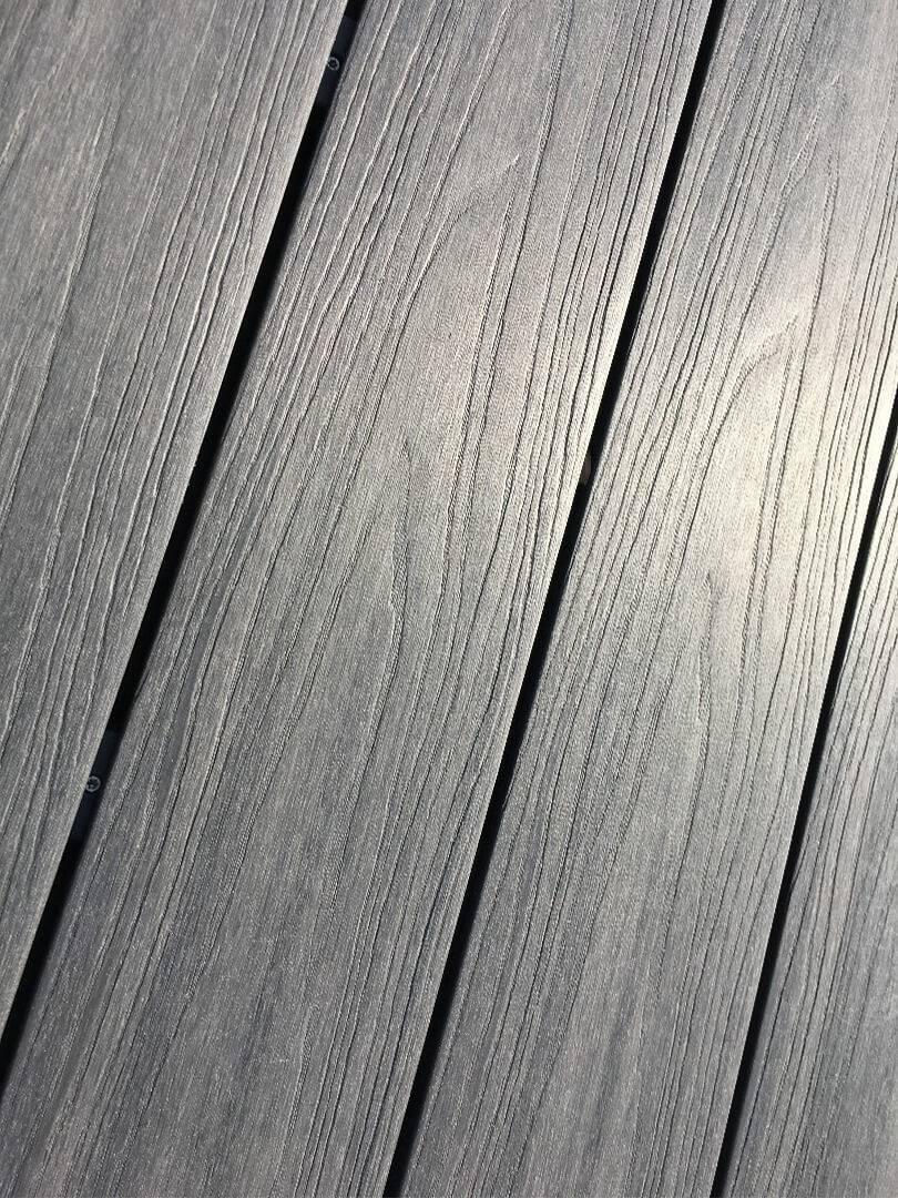 Signature Grey Composite Decking