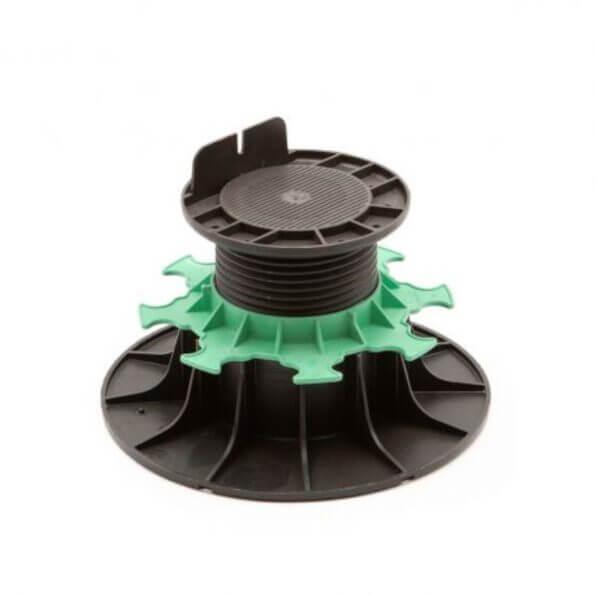 Decking Pedestals 80-140mm Adjustable Risers
