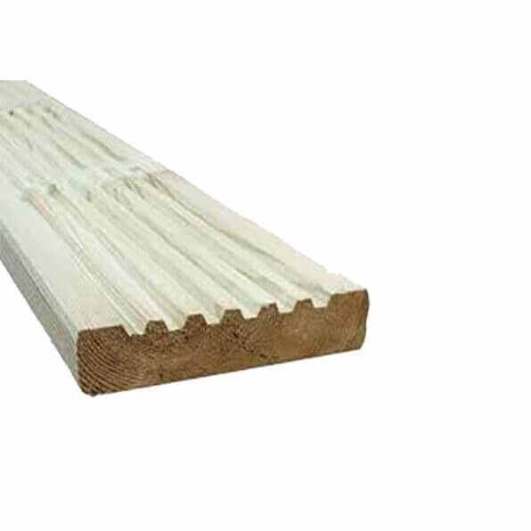 Wood Timber Board | 125mm x 32mm | £2.99 Per Meter
