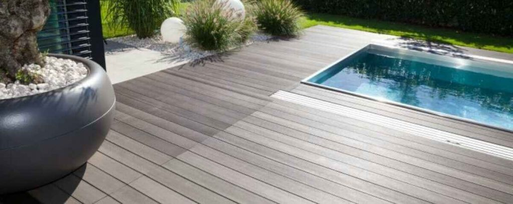 remove mold from decking