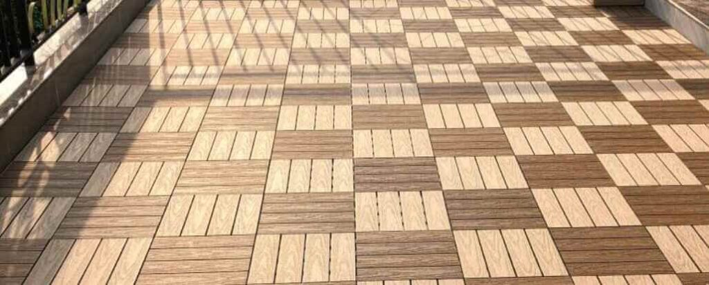 WPC decking is better than PVC