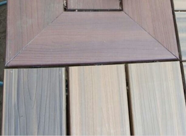 gap between deck boards