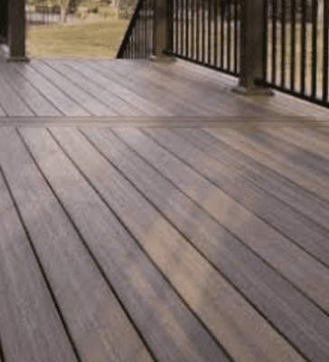 The difference between PVC and composite decking