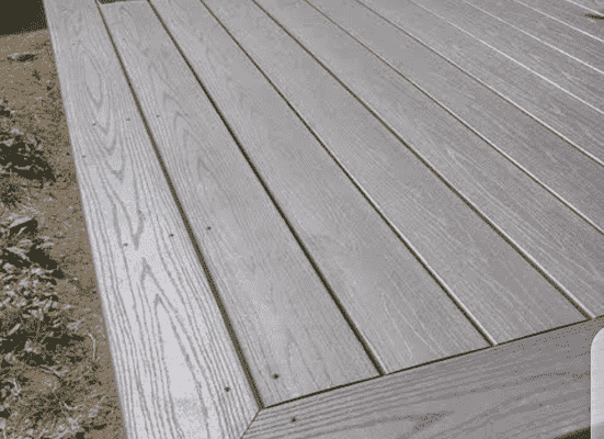 How to Remove Grease From Composite Decking