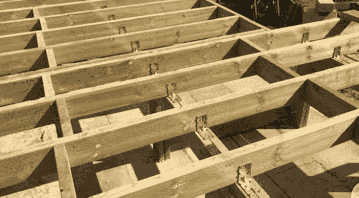 What is the Best Timber for Decking Joists?