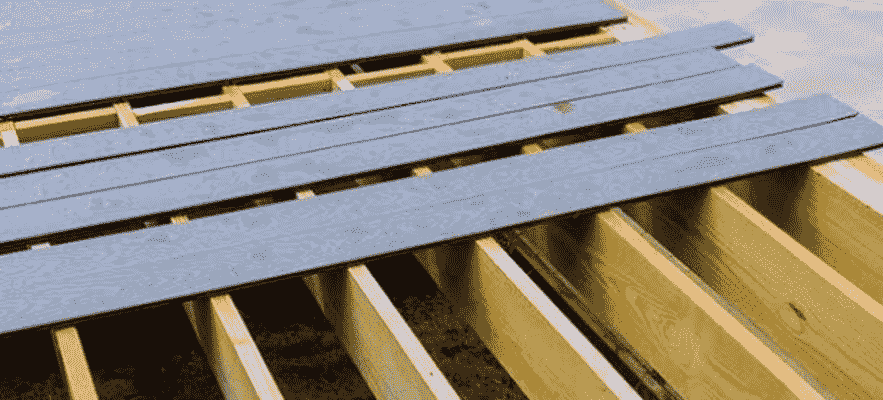 What is the Best Timber to Use For Decking Frame?