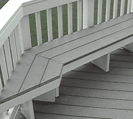 How to Use Leftover Composite Decking
