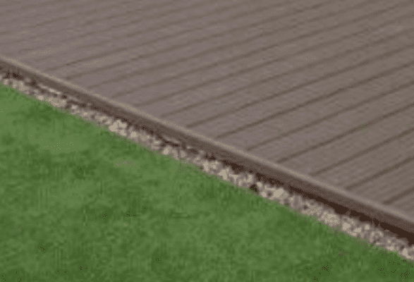 How to Install Decking on Grass in Your Backyard