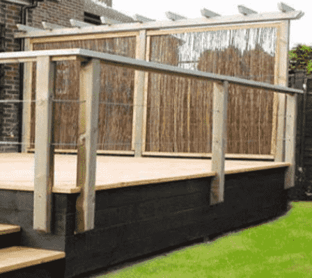 Can You Put Composite Decking Over Wood Deck?