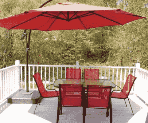 How to Keep Your Composite Decking Cool in Summer?