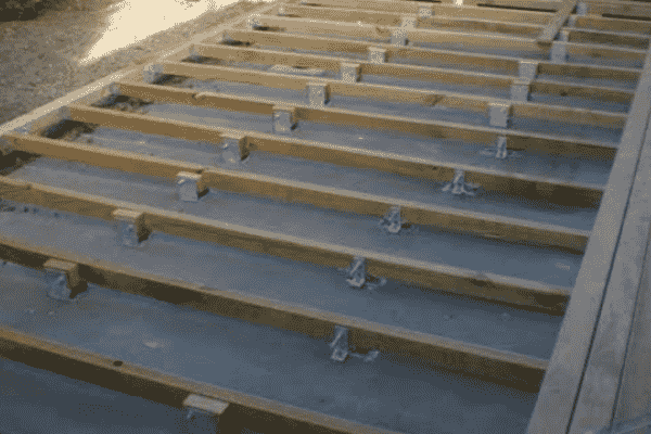 Ways You Can Lay Decking Over Concrete