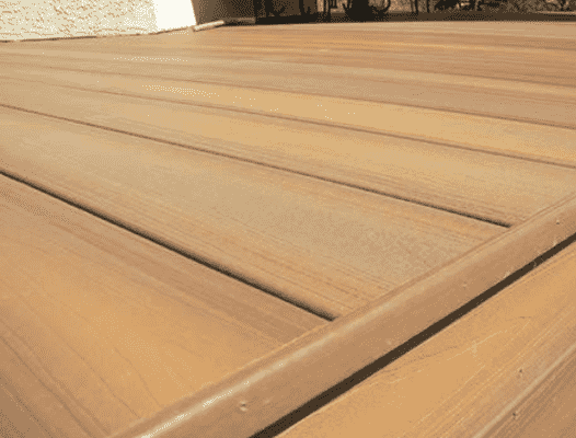 How to Hide the Edges of Composite Decking?