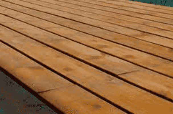 What size Gap is Required Between Decking Boards?