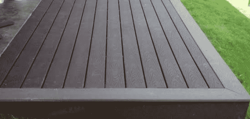 How Far Apart Should Decking Boards Be?