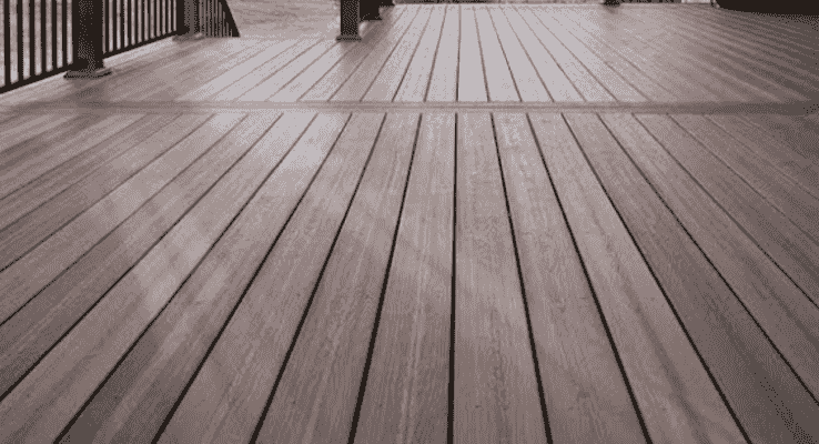 What is the Recommended Gap Between Decking Boards?