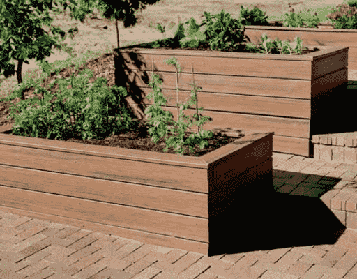 How to Make Planters Out of Decking Boards
