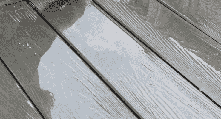 How Do I Clean My Composite Decking Myself?