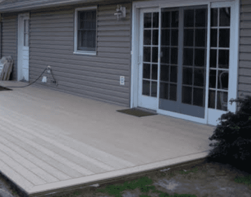 Is Composite Decking Board Strong?